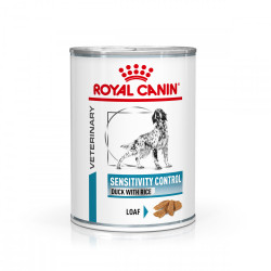 Royal Canin Veterinary Diet Sensitivity Control Perros Sabor Pato