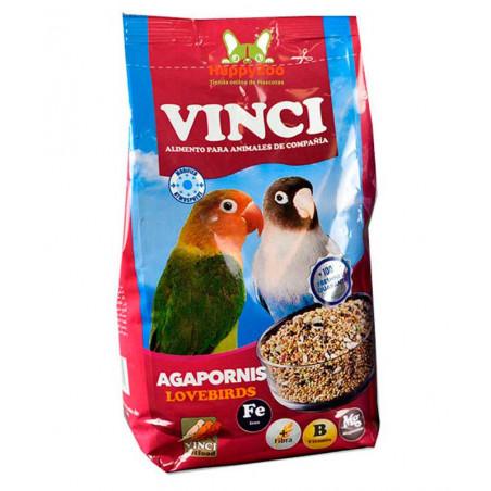 Alimento Vinci Agapornis y Ninfas