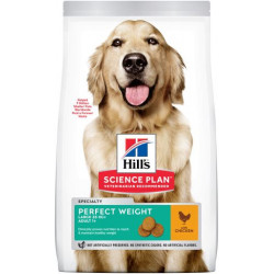 Hills Canine Adult Large Perfect Weight Con Pollo