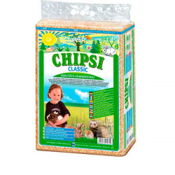 Viruta Chipsi Classic Natural