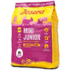 Pienso Josera Mini Junior Pato y Salmón