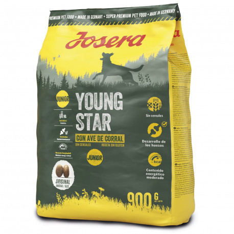 Pienso Josera Young Star Adult Ave de Corral
