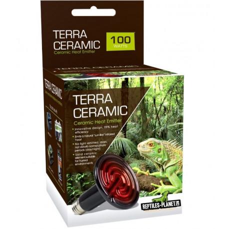 Lampara Cerámica para Reptiles 100w