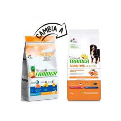 Natural Trainer Sensitive Medium Maxi No Gluten