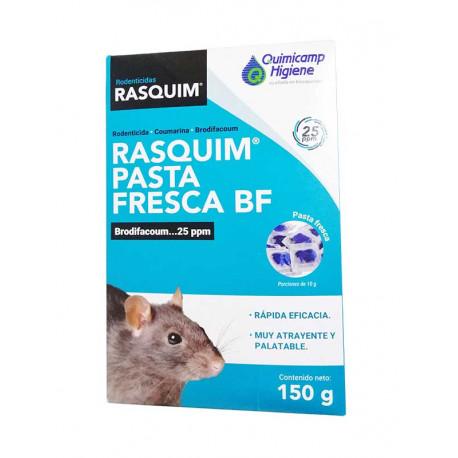 Cebo Rasquim en Pasta fresca BF para Ratones
