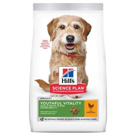 Hills Canine Adult Youthful Vitality 7+ Razas Mini