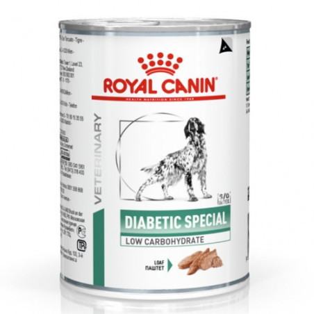 Royal Canin Vet Diet Diabetic Special Low Carbohydrate Perros 410g