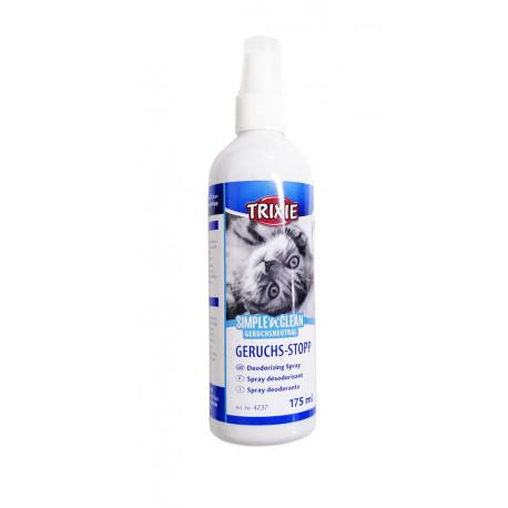 Spray Eliminador de malos Olores de Gateras