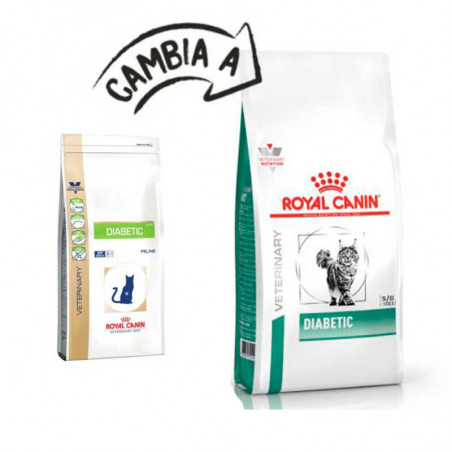 Royal Canin Veterinary Diet Diabetic DS 46 Gatos