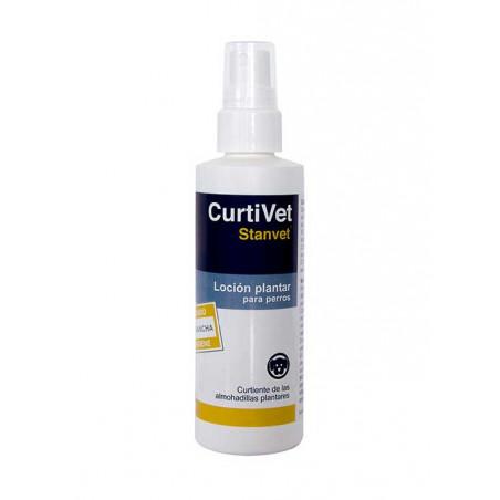 CurtiVet Locion Plantar Spray para Almohadillas