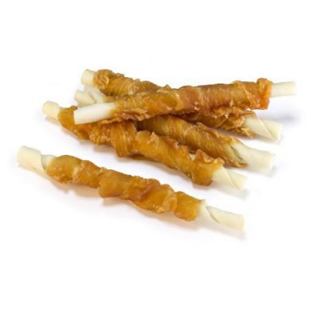 Snack Palitos con Pollo Enrollado Natural Arquivet 1kg