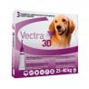 Pipetas Vectra 3D para Perros Grandes de 25 - 40kg