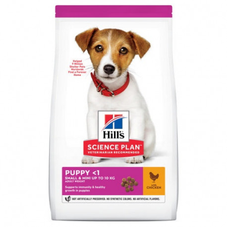 Hill's Science Plan Small & Miniature Puppy