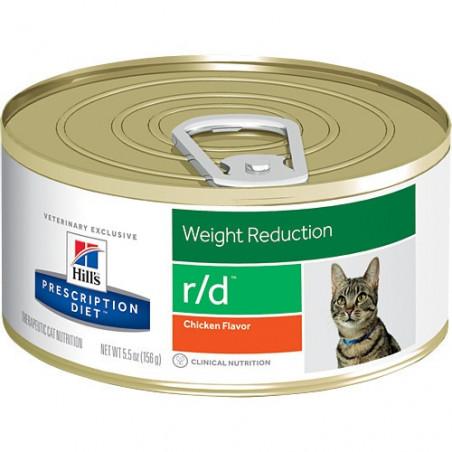 Hills Prescription Diet Feline r/d Lata 156 gr