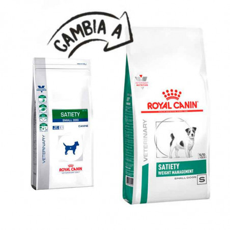 Royal Canin Veterinary Diet Satiety Support Small Dogs