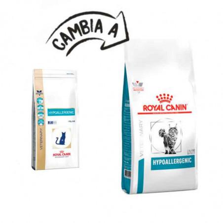 Royal Canin Veterinary Diet Hypoallergenic DR 25 Gatos