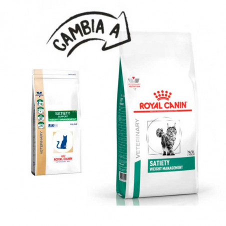 Royal Canin Satiety Support Gatos
