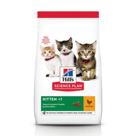 Hill's Kitten con pollo