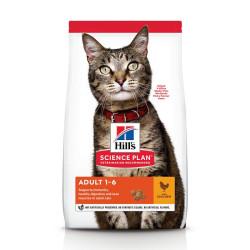 Hill's Feline Optimal Care Con Pollo