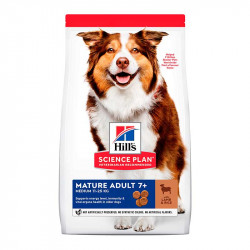 Hills Canine Mature con cordero y arroz