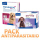 Pack Antiparasitario 2 Collares de Prevendog para Perros