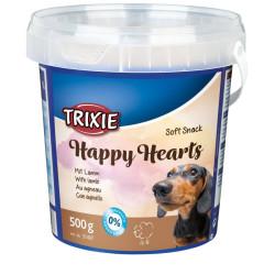 Corazones de Cordero Happy para Perros 500g