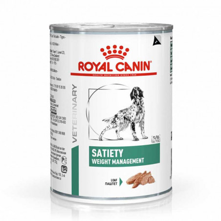 Royal Canin Satiety Weight Management Lata 410g