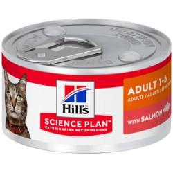 Lata Hill's Adulto Con Salmón para Gato