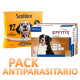 Pack Antiparasitario Seresto para Perros