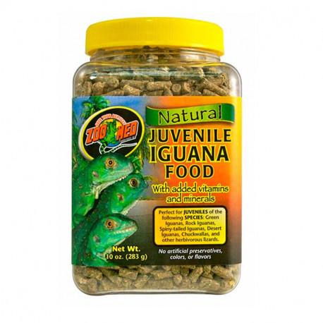 Alimento Completo Para Iguanas Jóvenes