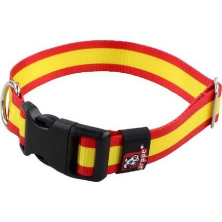Collar Bandera España