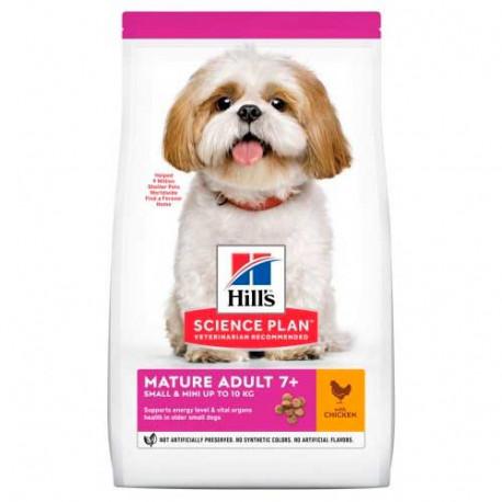 Hill's Canine Mature Mini con Pollo