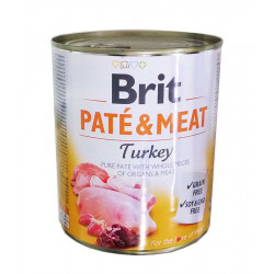 Brit Paté Carne de Pavo