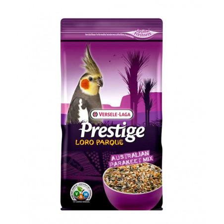 Alimento Prestige Loro Parque Parakeet Mix 1kg