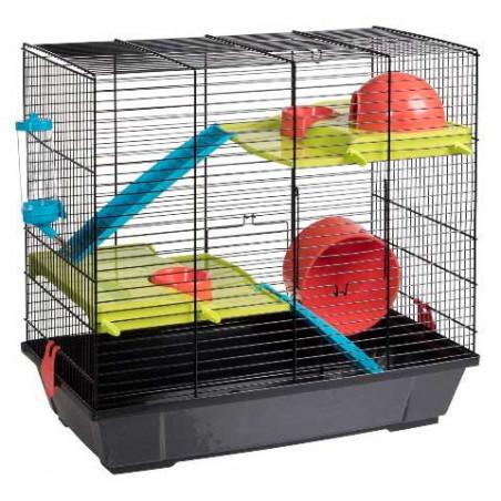 Jaula Hamster Doble Completa 949N