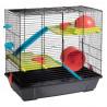 Jaula Hamster Doble Completa