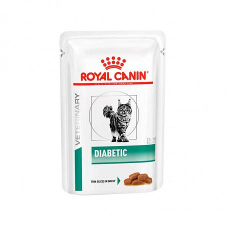 Royal Canin Diabetic Gatos (Sobres) 85g