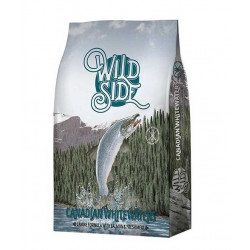 Pienso Wild Side Canadian White Waters Salmón fresco para Perro