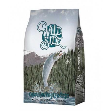 Pienso Wild Side Canadian White Waters Salmón fresco para Perro