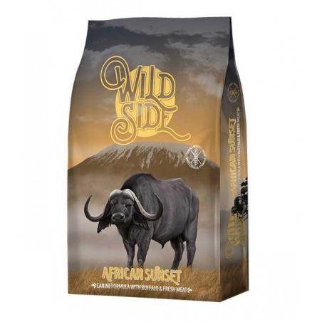 Pienso Wild Side African Sunset Bufalo y Pollo para Perro