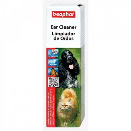 Limpiador de Orejas Perros y Gatos Beaphar