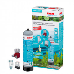 Eheim Co2 Set  Completo Con Botella