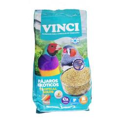 Mixtura Para Pajaros Exoticos Vinci 1kg