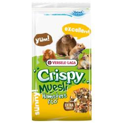 Alimento Versele Crispy Muesli Para Hámsters