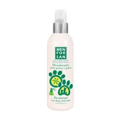 Spray MenForSan Desodorante para Perros y Gatos