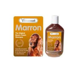 Champú Vitacoat Marrón Para Perros