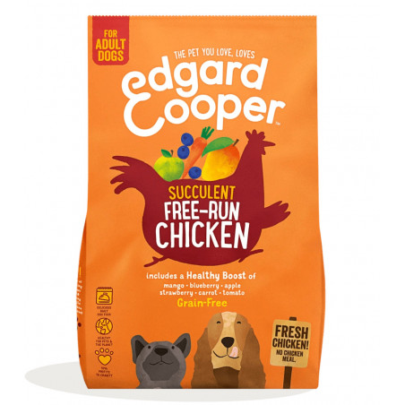 Edgard & Cooper Adult Grain Free Pollo para Perro