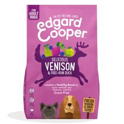 Edgar & Cooper Venado y Pato Adult Grain Free