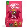 Edgar & Cooper Ternera y Pollo de Granja Adult Bio