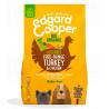 Edgar & Cooper Pavo y Pollo Orgánico de Granja Adult Bio
